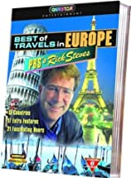 Rick Steves - Best of Travels in Europe (British Isles/France/Spain & Portugal/Germany, Austria & Switzerland/Italy/Greece, Turkey, Israel & Egypt)