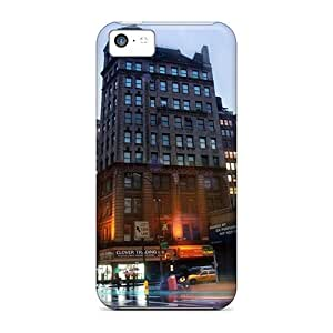 NJu1265AYQQ Mycase88 Broadway Nyc Feeling Iphone 5c On Your Style Birthday Gift Covers Cases