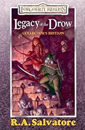 Legacy of the Drow Collector's Edition