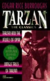 Tarzan 2 in 1, Edgar Rice Burroughs, 0345408314