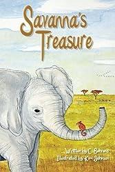 Savanna's Treasure by Chris J. Behrens (2014-04-02)