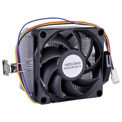 کولر CPU AMD Socket FM1 / AM3 / AM3 / AM2 / AM2 / 1207/940/939/754 4-pin با آلومینیوم هیت سینک