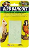 Zoo Med Mineral Block with Vegetables Bird Banquet, 5 oz
