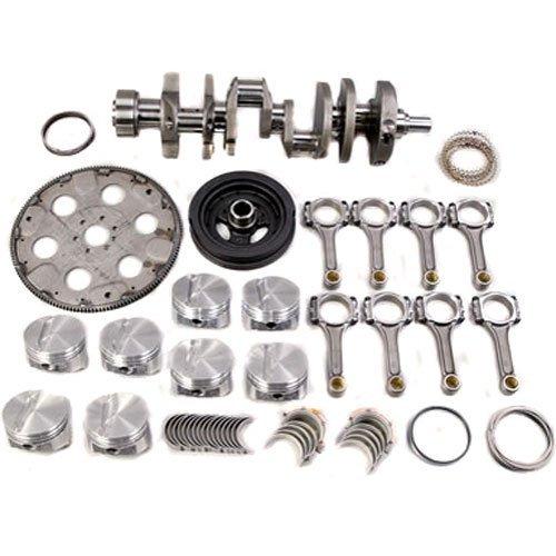 Eagle B16006LA040 Rotating Assembly Ford 302 V-Rib Belt 164 Tooth Flex plate Balanced- 5.400 I-Beam +.040 Bore