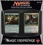 Magic the Gathering MTG-ORI-CP-DE - Origins Clash Pack für zwei Spieler - Deutsch