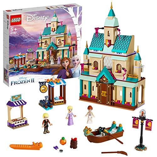 레고(LEGO) 디즈니 프린세스 겨울 왕국 2 아렌델 성 41167