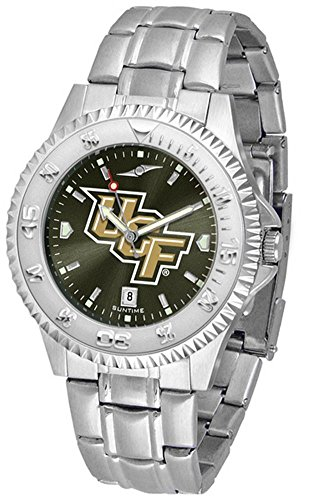 Central Florida Knights Competitor Steel AC Watch