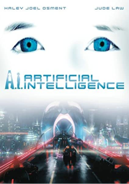 Amazon Com A I Artificial Intelligence Widescreen Two Disc Special Edition Haley Joel Osment Jude Law Frances O Connor Sam Robards Jake Thomas William Hurt Ken Leung Clark Gregg Kevin Sussman Tom Gallop Eugene Osment