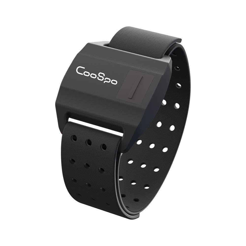 CooSpo Armband Heart Rate Monitor with Bluetooth/ANT+