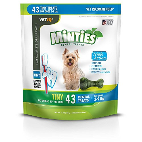 2-pk-vetiq-minties-dental-treats-43-ct-for-dogs-3-9-lbs
