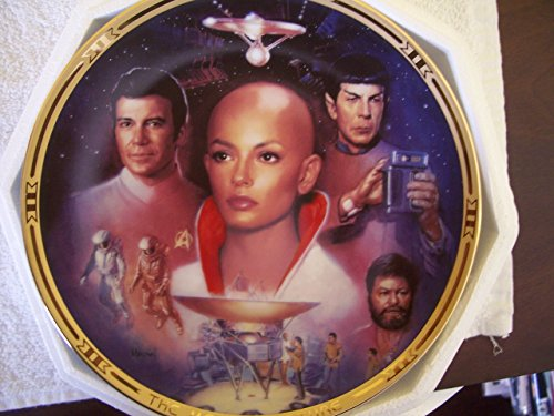 Star Trek The Motion Picture Collectors Plate