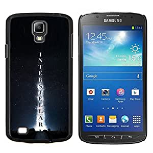 Stuss Case / Funda Carcasa protectora - Interestelar - Samsung Galaxy S4 Active i9295