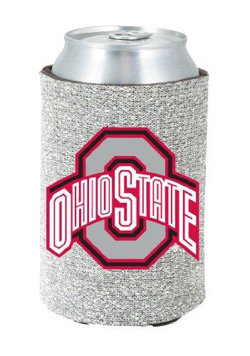 Ohio State Buckeyes Kolder Kaddy Can Holder - Glitter