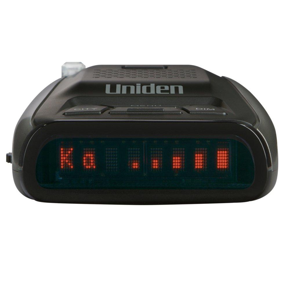 Uniden DFR5 Long Range Radar//Laser Detection