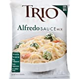 Trio Alfredo Sauce Mix, 16-Ounce Units (Pack of 4) by Trio