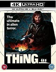 The Thing - 4K UHD (Includes Blu-Ray) [4K+BD] [] [1982] [Region Free]