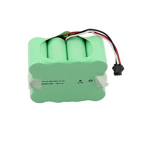 Batería Original XR510 Robot aspirador 2200 mAh recargable de Ni 1 pc