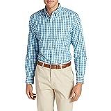 Eddie Bauer Mens Wrinkle-Resistant Long-Sleeve Sport Shirt