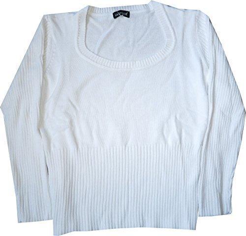 Jersey de Laura Scott en blanco - blanco, 46