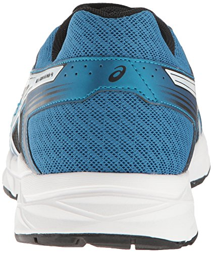 ASICS Men's Gel-Contend 4 Running Shoe, Thunder Blue/White/Black, 6 M US by ASICS (Image #2)