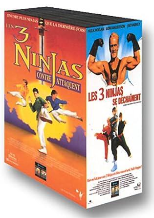 Les 3 ninjas - Coffret [Francia] [DVD]: Amazon.es: Victor ...