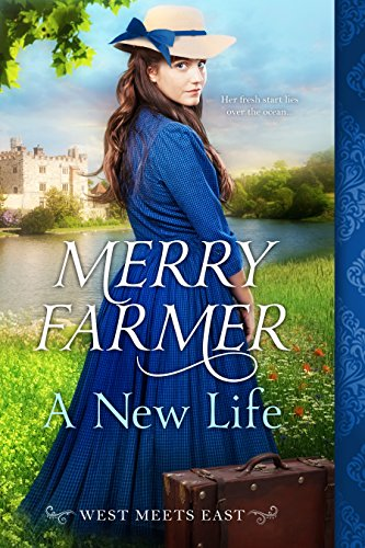 A New Life (West Meets East Book 1)