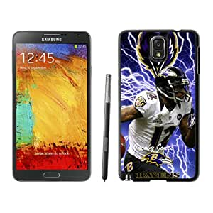 NFL Baltimore Ravens Jacoby Jones 02 Samsung Galalxy Note 3 Case Gift Holiday Christmas Gifts cell phone cases clear phone cases protectivefashion cell phone cases HLNKY604580251
