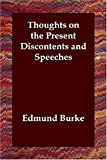 Thoughts on the Present Discontents and, Edmund Burke, 1406800856