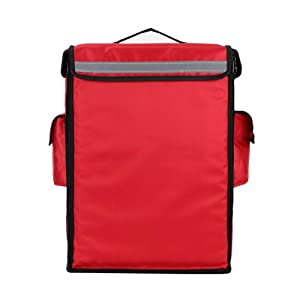 Insulated Food Delivery Backpack, 14