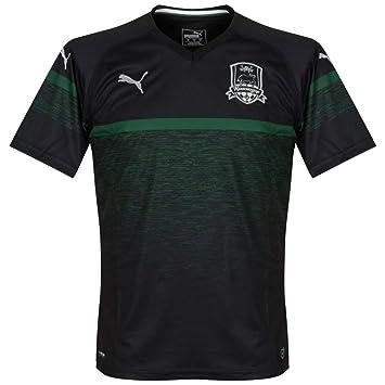 Puma FC krasn odar Home Camiseta Réplica Camiseta: Amazon.es: Deportes y aire libre