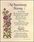 Anniversary Blessing Paper Tole 3D Kit 8x10