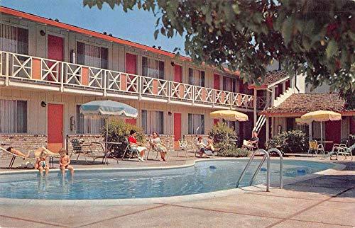 - Palo Alto California Country Inn Motel Vintage Postcard JB626556