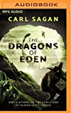 img - for The Dragons of Eden book / textbook / text book