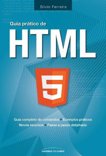Guia Prático HTML5 Silvio Ferreira ebook