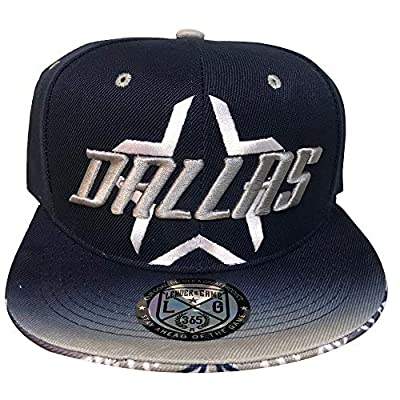 LEADER OF THE GAME Dallas Single Star Hat in Cowboys Colors