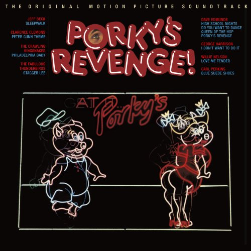 Porky's Revenge: Original Motion Picture Soundtrack