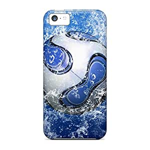 Forever Collectibles Football Picture Sport Hard Snap-on Iphone 5c Case