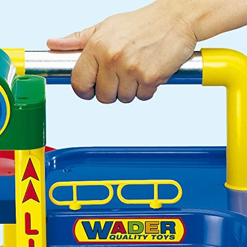 Wader Quality Toys Garage No 1