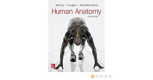 Amazon Looseleaf For Human Anatomy 9781259285271 Michael
