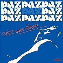 Paz Are Back (Vinyl)