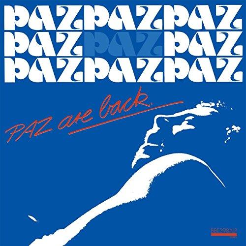 Price comparison product image Paz Are Back (Vinyl)