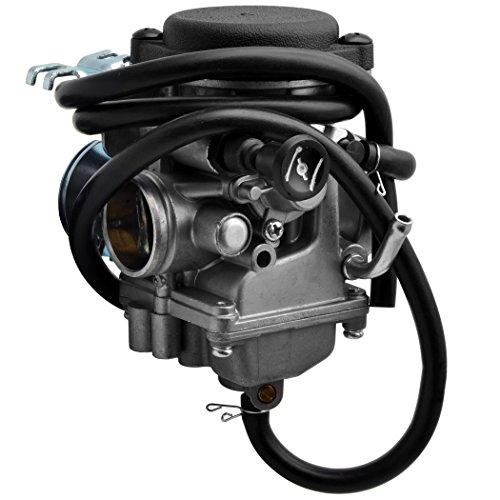 Radracing TW200 Carburetor Carb Replacement kit Compatible 2001-2017 Trailway Replace TK250 TW -