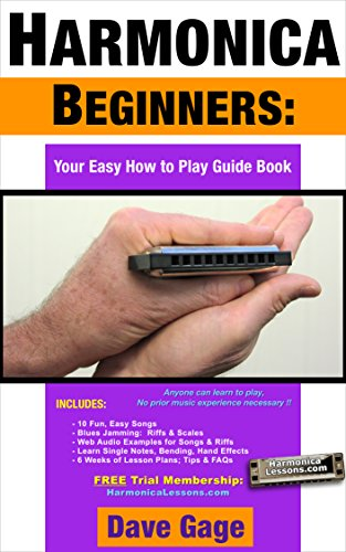 Pdf for harmonica lessons beginners