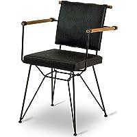Penyez Tel Mutfak Sandalyesi (Gri)