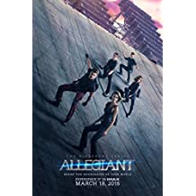 """Allegiant - Poster (The Divergent Series) 24"""" X 36"""" Movie Poster (THICK) - Shailene Woodley, Kate Winslet, Theo James"""