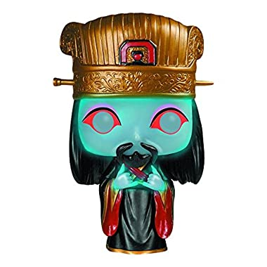 Funko Pop! Big Trouble in Little China: Ghost Lo Pan Glow-in-The-Dark Vinyl Action Figure