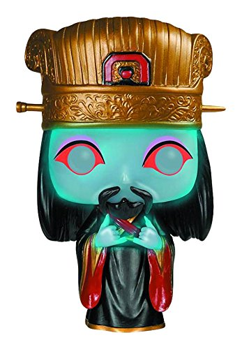 China Figure (Funko Pop! Big Trouble in Little China: Ghost Lo Pan Glow-in-The-Dark Vinyl Action)