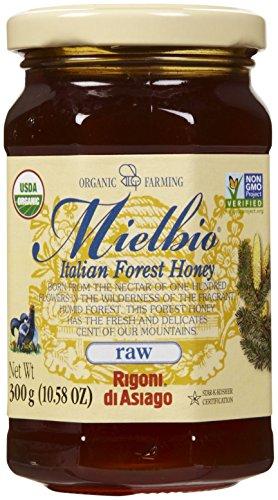 MIELBIO Organic Forest Honey, 10.58 OZ