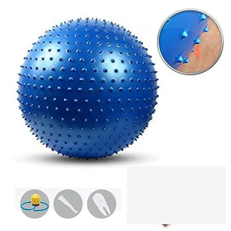Haojiechunxiang Bola de Yoga Bola de Jaula de 65 cm Entrenamiento ...