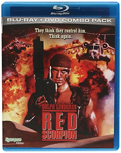 Red Scorpion ( Blu-Ray + DVD Combo Pack)